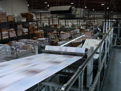 Web Offset Printers in Tampa Bay, Florida